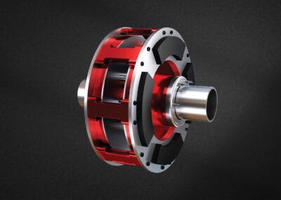 Magnetic Drive Coupling